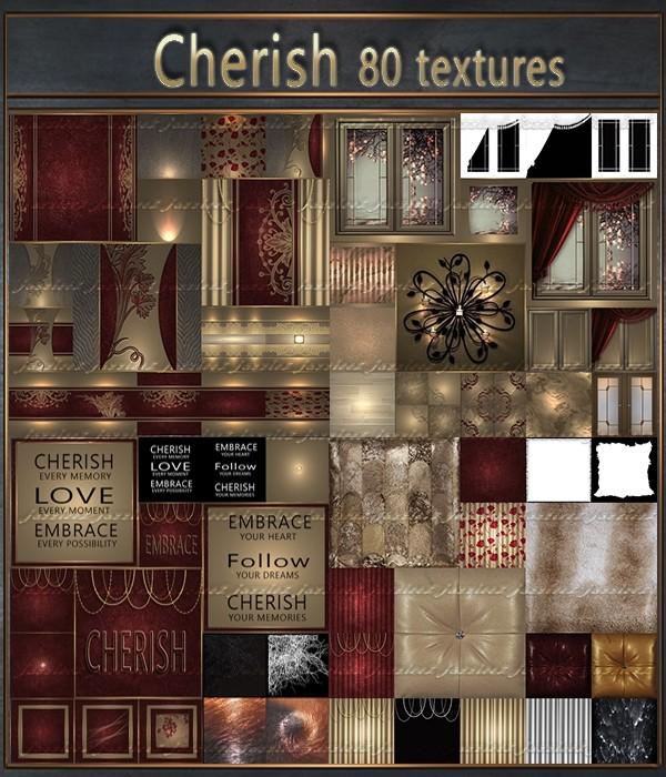 Cherish 80 textures