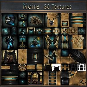 Noire 80 Textures
