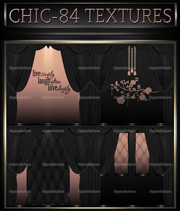 A~CHIC-84 TEXTURES