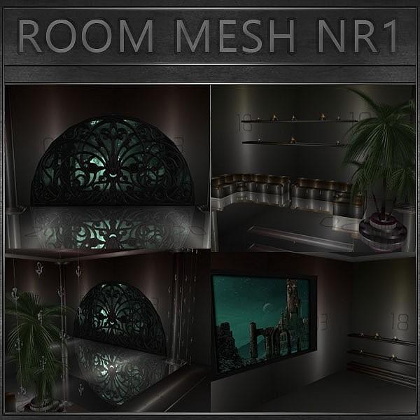 J&A Room Mesh Nr1