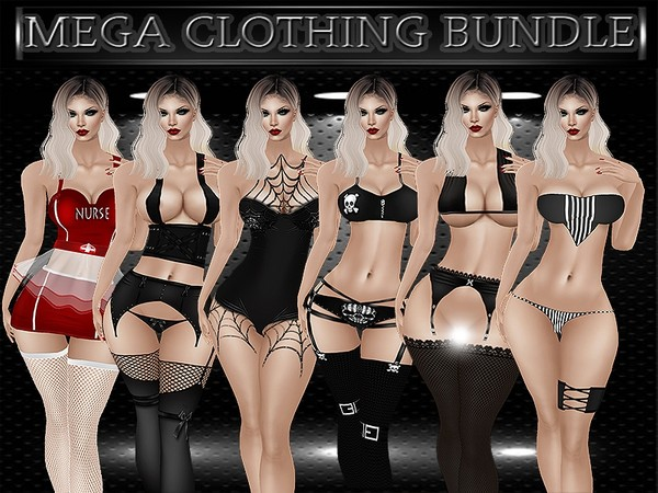 A~MEGA CLOTHING BUNDLE