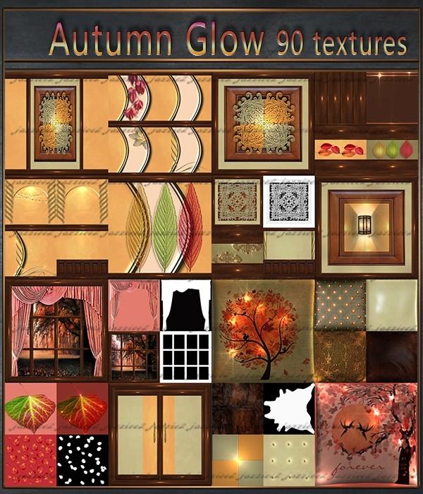 Autumn Glow 90 Textures