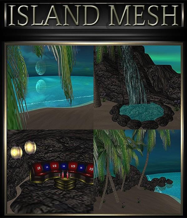 A~ISLAND MESH