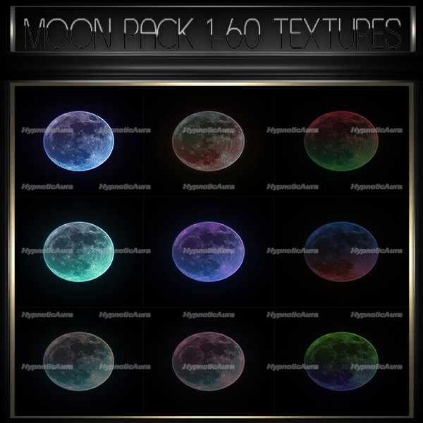 A~MOON PACK 1-60 TEXTURES