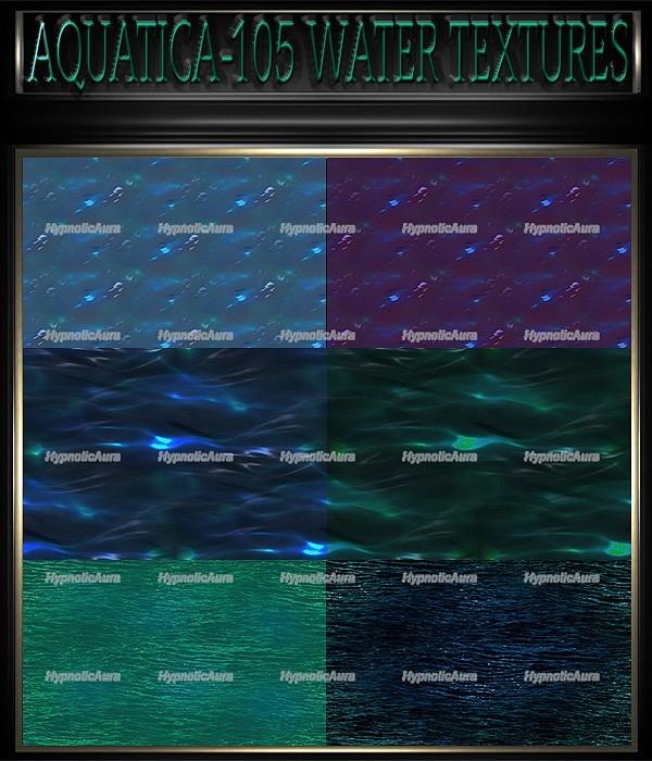 A~AQUATICA-105 WATER TEXTURES