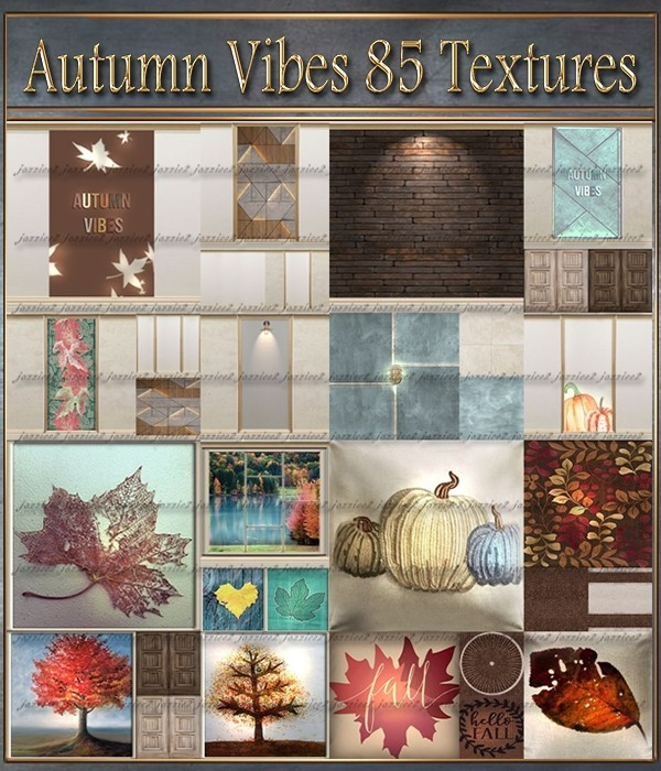 Autumn Vibes 85 Textures