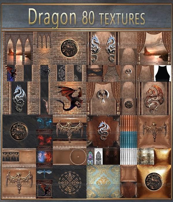 Dragon 80 Textures