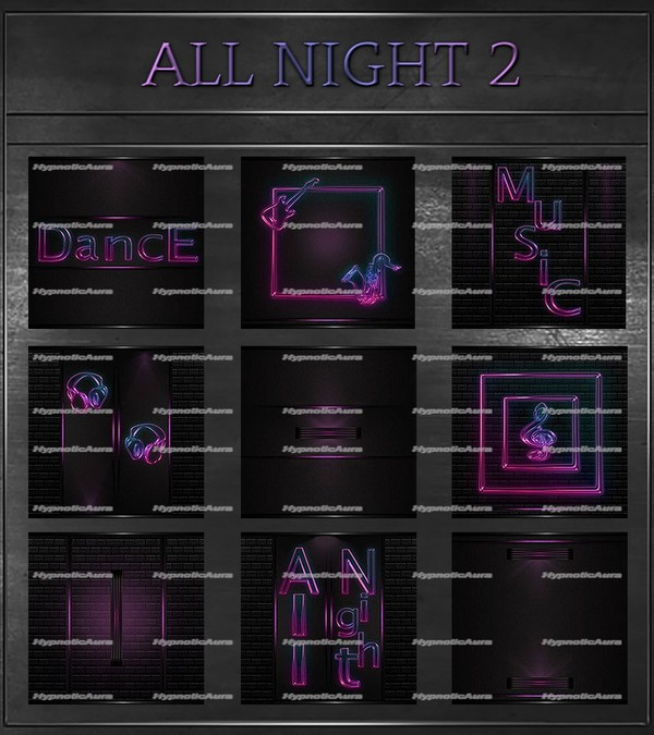 A~ALL NIGHT 2-50 TEXTURES