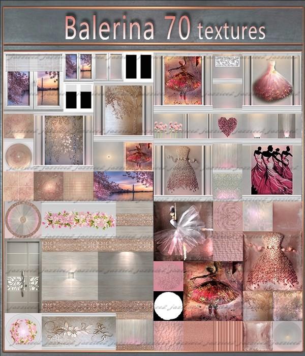 Balerina 70 Textures