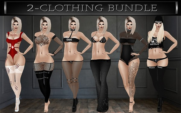 A~2-CLOTHING BUNDLE