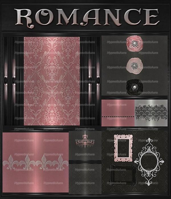 A~ROMANCE-35 TEXTURES