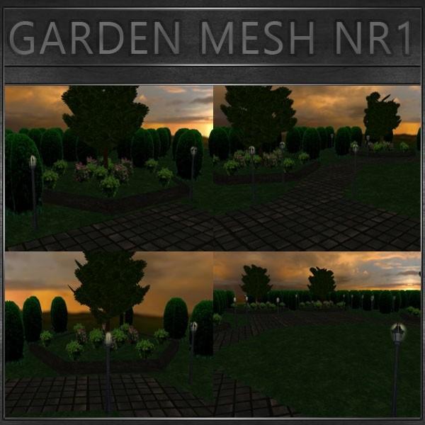 J&A Garden Mesh Nr1