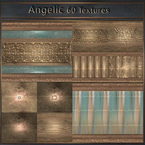 Angelic 60 Textures