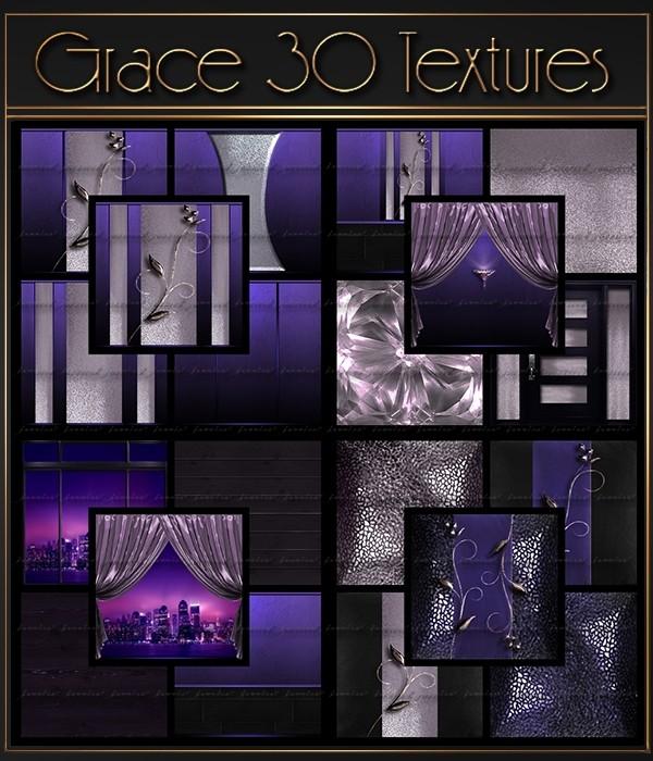 Grace 30 Textures