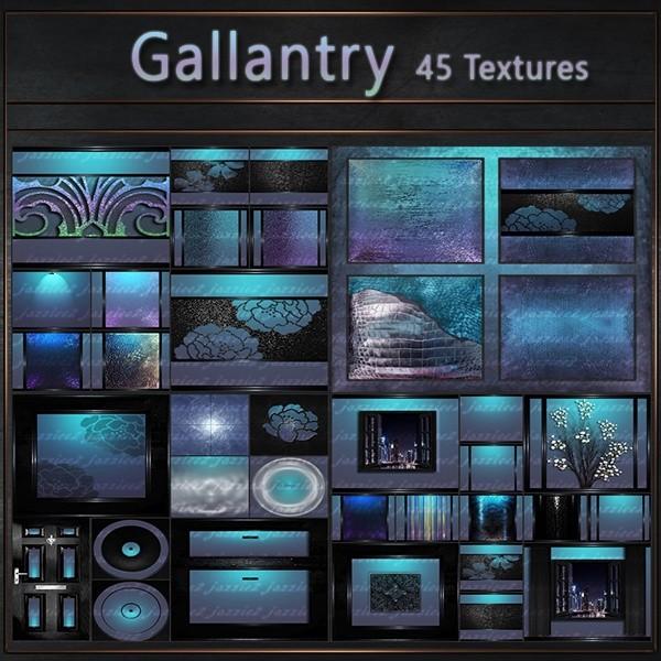 Gallantry 45 Textures