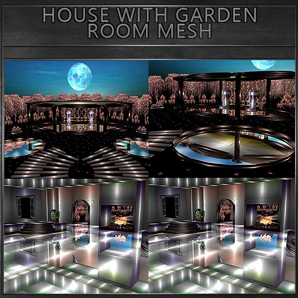 J&A-HOUSE WITH GARDEN ROOM MESH