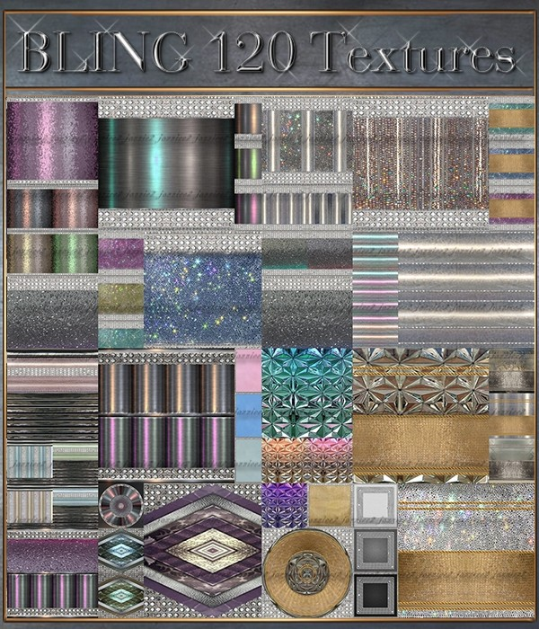 Bling 120 textures