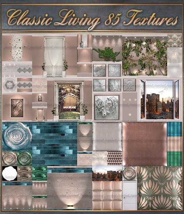 Classic Living 85 Textures