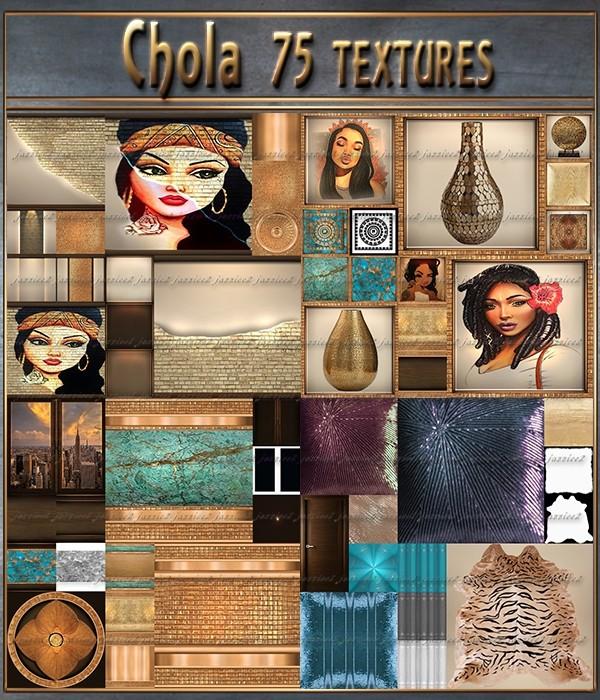 Chola 75 Textures