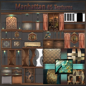 Manhattan 85 Textures