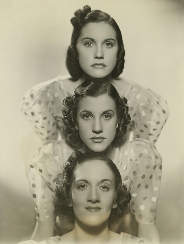 The Waiting Room scene for three female actors