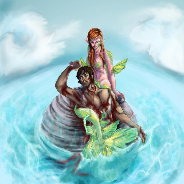 The Mermaid's Kiss monologue script