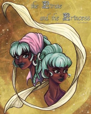 The Pirate and the Princess play for kids PDF