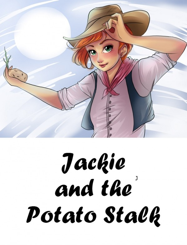 Jackie and the Potato Stalk play for kids PDF
