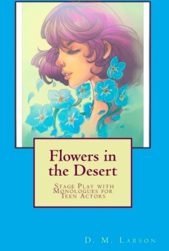 """Word document copy of """"Flowers in the Desert"""""""