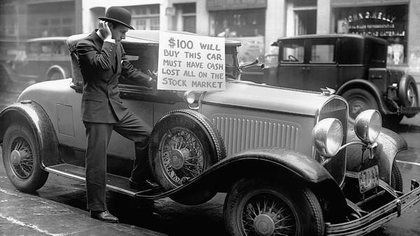 History MadScript Stock Market Crash of 1929