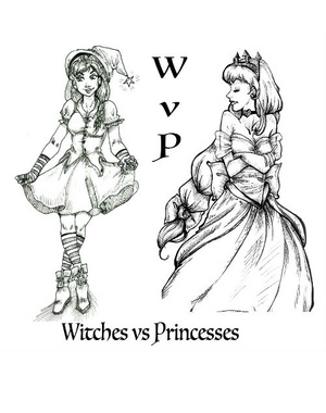 WvP (Witches vs Princesses) stage play script PDF