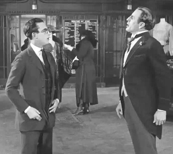 Underdog (aka Fight Me) comedy scene for 2 male actors