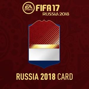 FIFA RUSSIA 2018 FULLY EDITABLE CARD - PSD