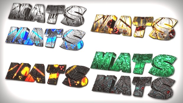 HeXa Material Pack v3 [Donor Edition]