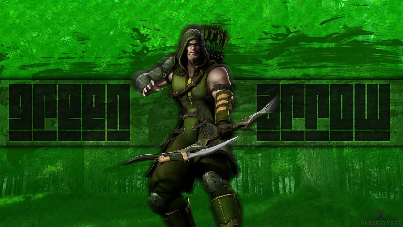 Green Arrow Wallpaper Hd 1920x1080p