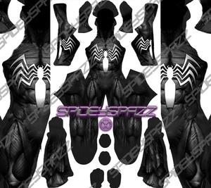 Black Symbiote Spider-Man