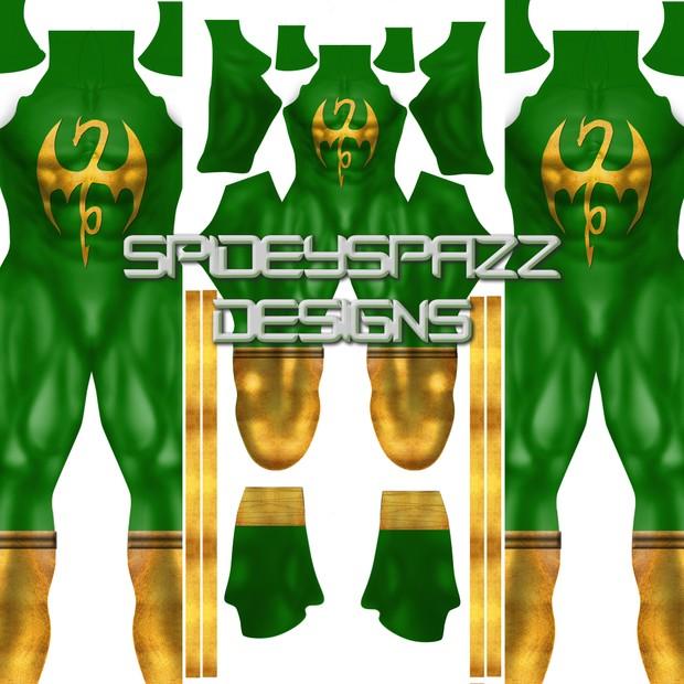 Green Iron Fist