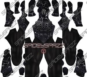 Midnight Cosmic Spider-Man