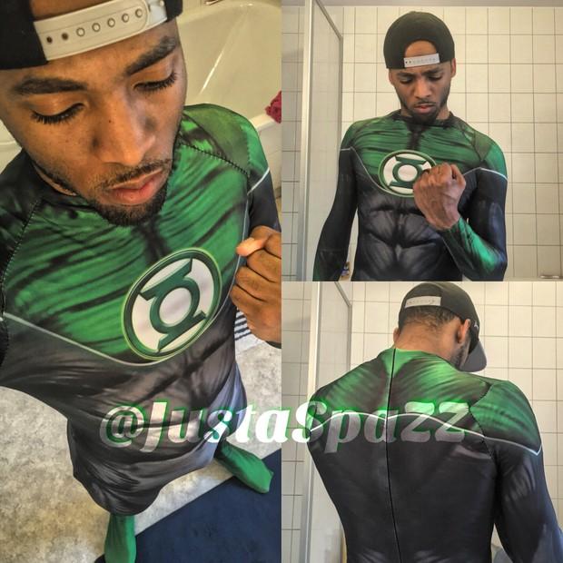 John Stewart Green Lantern Concept