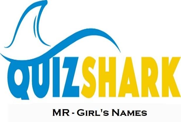 Music - Girls Names