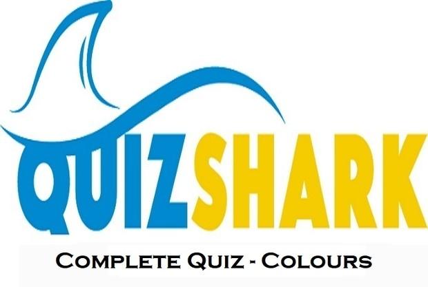 Complete Quiz - Colours