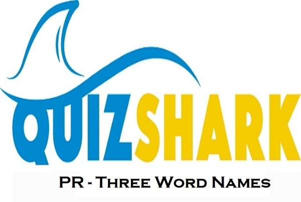 Pics - Three Word Names