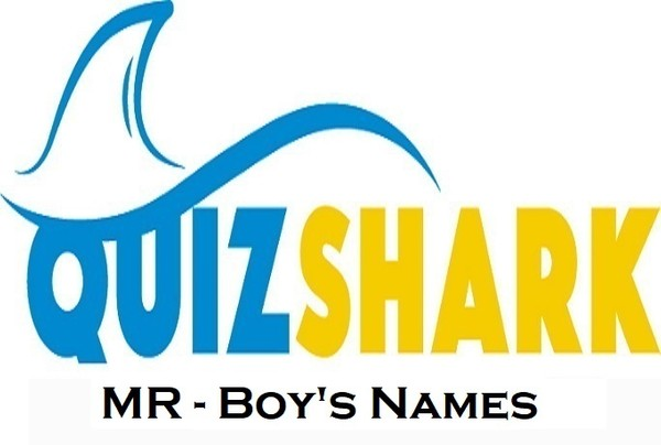 Music - Boy's Names