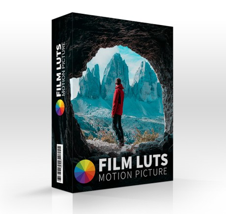 MOTION PICTURE - FILM LUTS