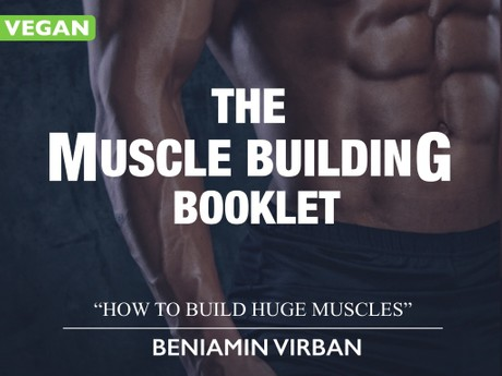 The Muscle Growth Booklet.