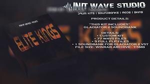 INIT WAVE STUDIO - ELITE KING  (WAVS, EXPANSION  FLPS)