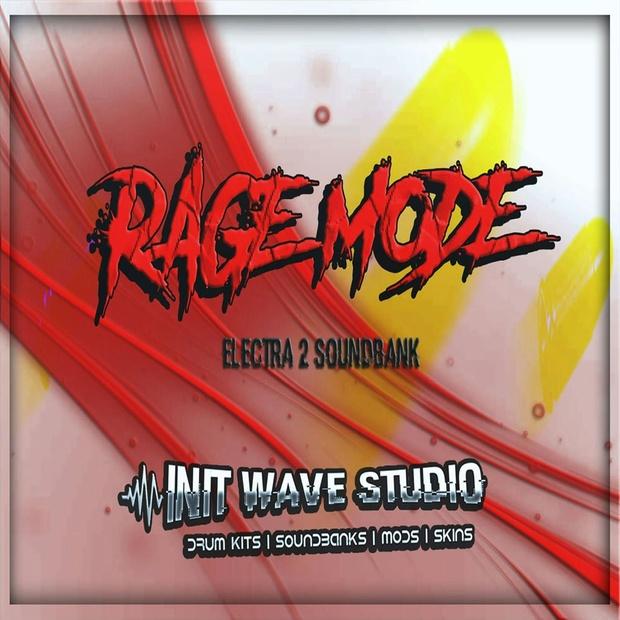 INIT WAVE STUDIO - RAGE MODE EXPANSION | FOR ELECTRA 2 VST