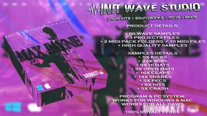 INIT WAVE STUDIO - MAX PAYNE EARLY RELEASE ( NO MIDI AND FLP YET)
