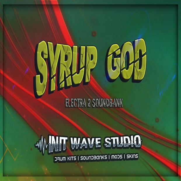 INIT WAVE STUDIO - SYRUP GOD EXPANSION | FOR ELECTRA 2 VST