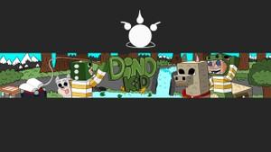 Minecraft Drawn Banner
